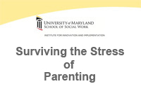 Surviving the Stress of Parenting